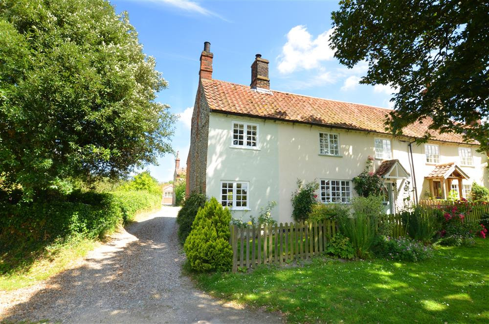 Sunshine Cottage Dog Friendly Cottage In Great Walsingham
