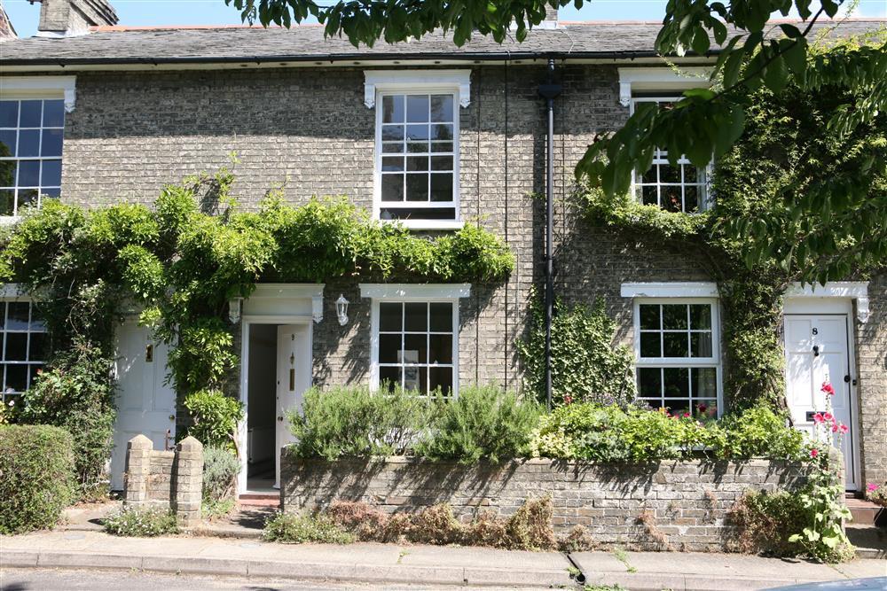 White Cottage Woodbridge Love Cottages