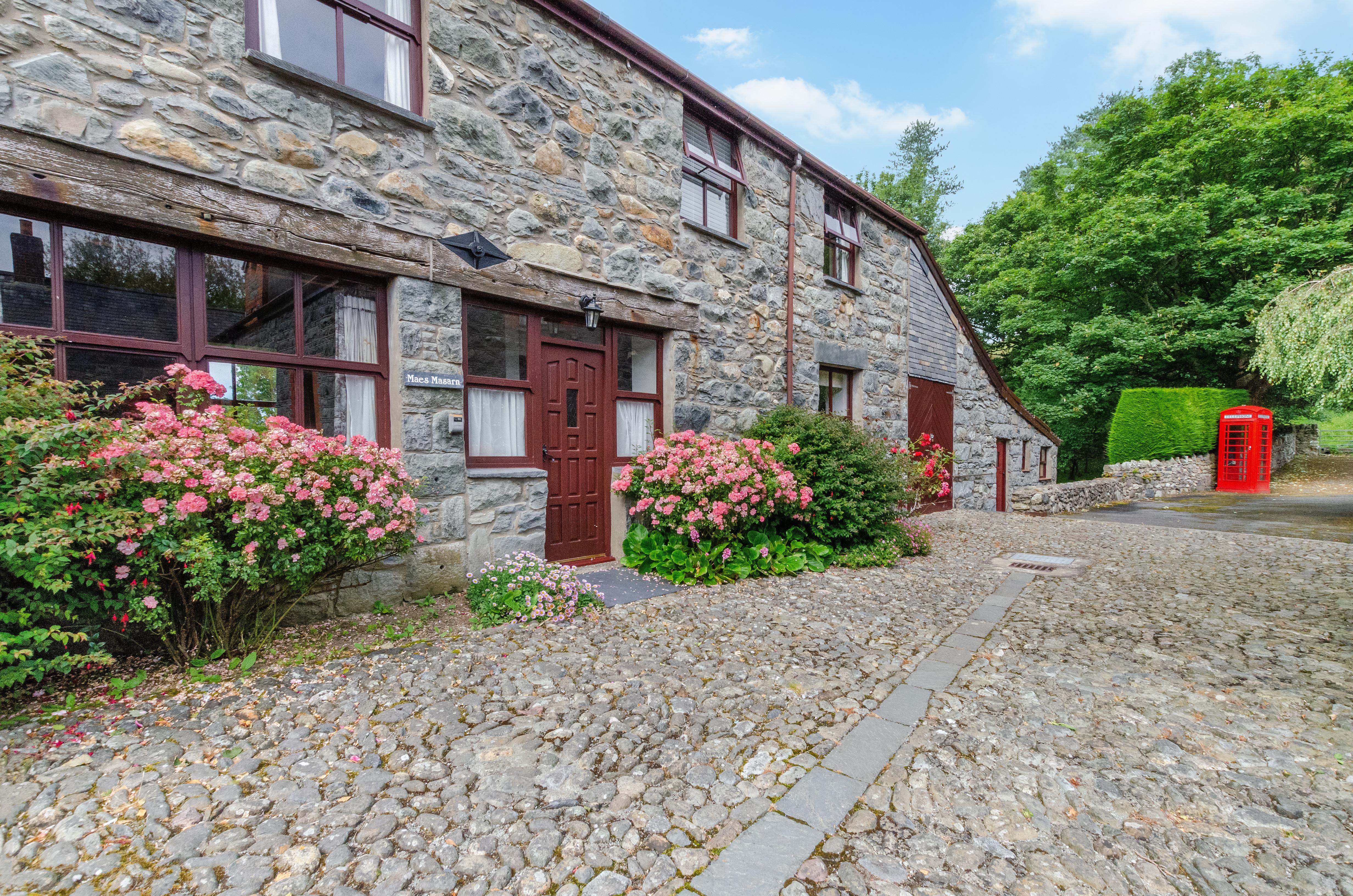 Ferienhaus in Conwy