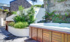 The outdoor Jacuzzi hot tub is sure to prove a favourite throughout the year