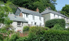 This delightful cottage nestles on the side of the West Lyn Valley in the pretty hamlet of Lynbridge