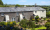 Garden Cottage with it's glorious views over the lovingly tended gardens