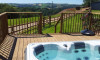 The use of the communal hot tub is a real bonus to help you relax and unwind