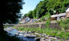 Summerville is a tastefully modernised 19th century cottage in a superb location beside the cascading East Lyn River