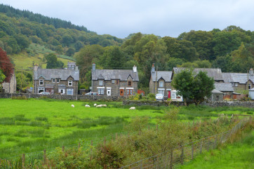 Snowdonia self catering cottage in the middle of the National Park