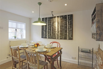 Kitchen/Dining Area - View 2