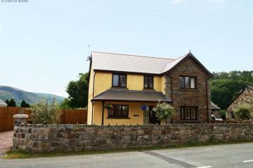 Ferienhaus in Swansea-Valley