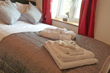 Bedroom 3: Superb base in which to relax and unwind