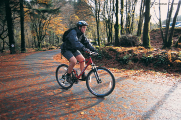Numerous cycling opportunities, including a cycle route from Plas Rhiwlas to Machynlleth