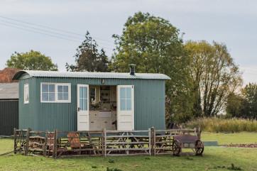 Ferienhaus in Aldington