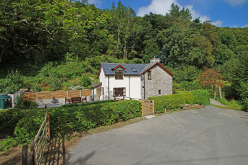 Lovely Machynlleth holiday cottage in peaceful surroundings