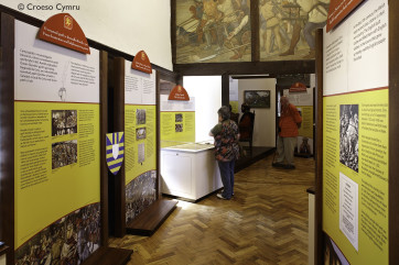 Visit Owain Glyndwr's Old Parliament House for the Last Prince of Wales' heroic story