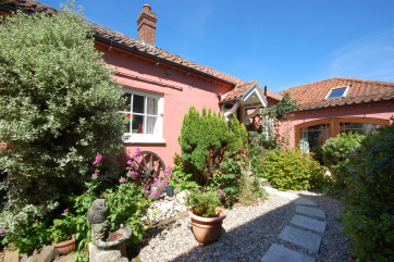 Unusual, spacious single level property which has character and charm