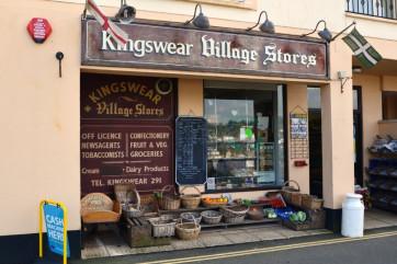 Shop in Kingswear