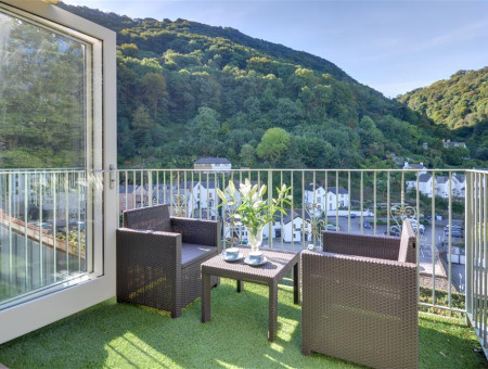 ABERLY - View of Balcony - View 4