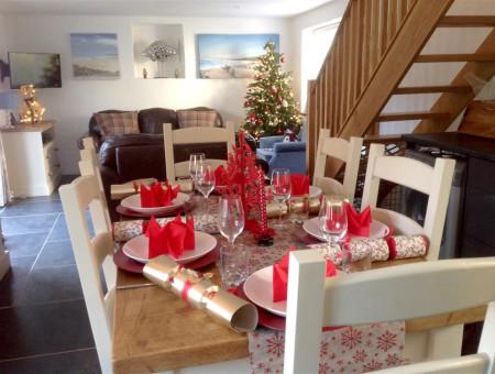 Christmas_Dining Area