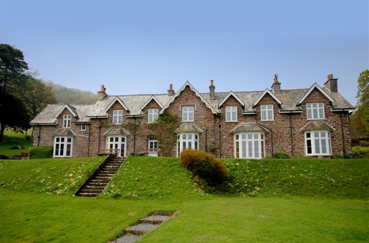 Beautiful , historic building in tranquil and truly magnificent surroundings