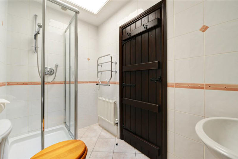 Shower Room for Double room