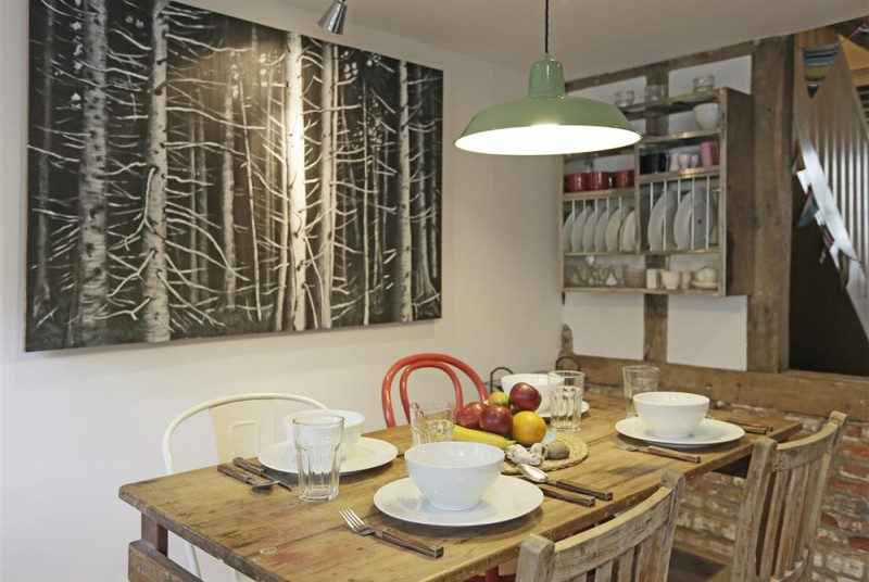 Kitchen/Dining Area - View 4