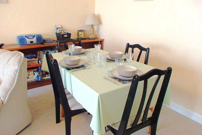 Primley Park Paignton - Dining Area