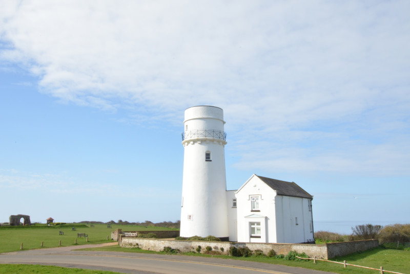 View of lighthouse from bedroom 1