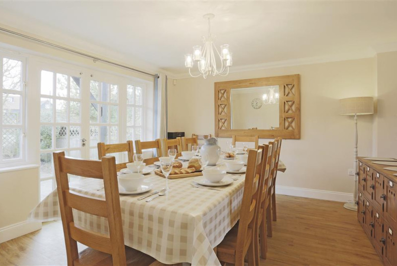 Dining Area - View 1