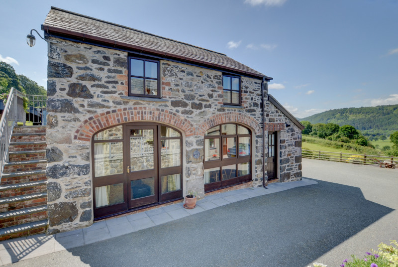 in a great location in the Snowdonia National Park