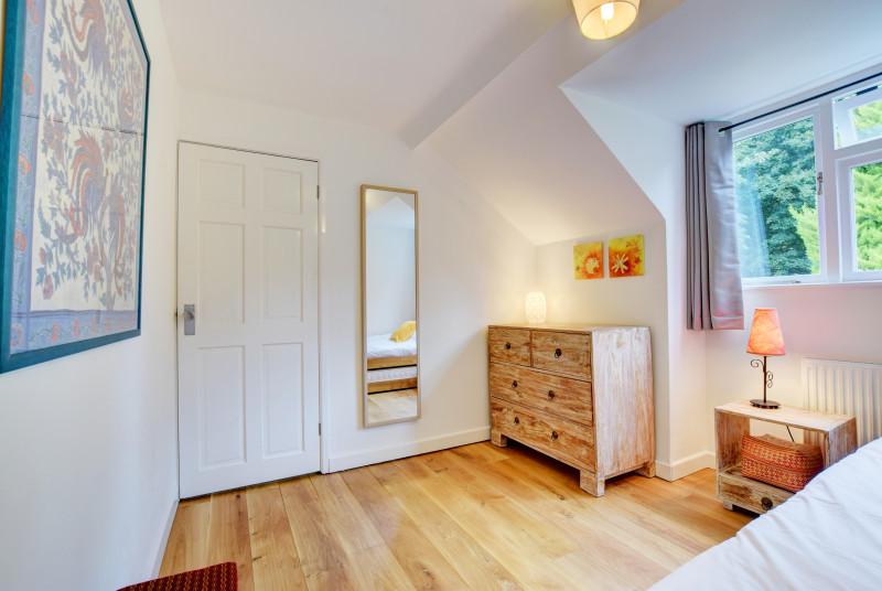 Wild Rose Cottage, Asprington - Bedroom 2 - View 2