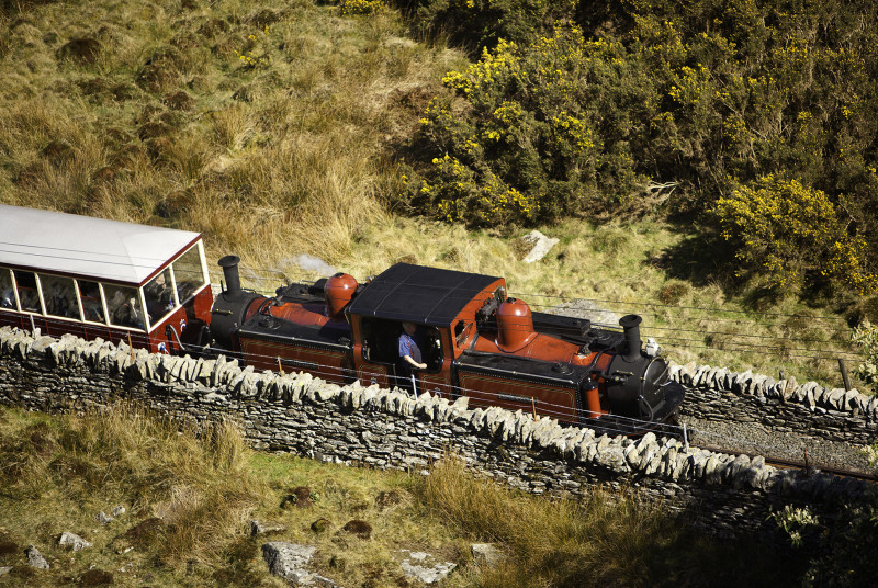 Blaenau Ffestiniog Narrow Gauge Railway