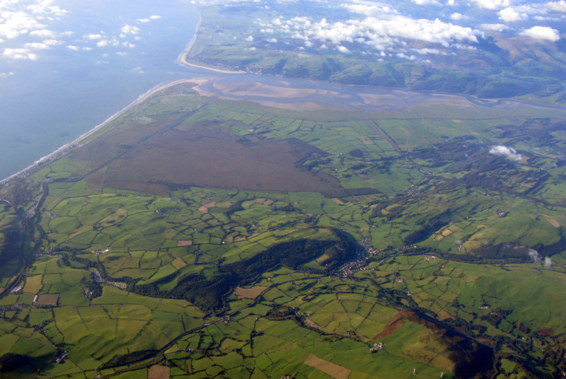 The Dyfi estuary also has an UNESCO Biosphere status, known as Biosffer Dyfi Biosphere