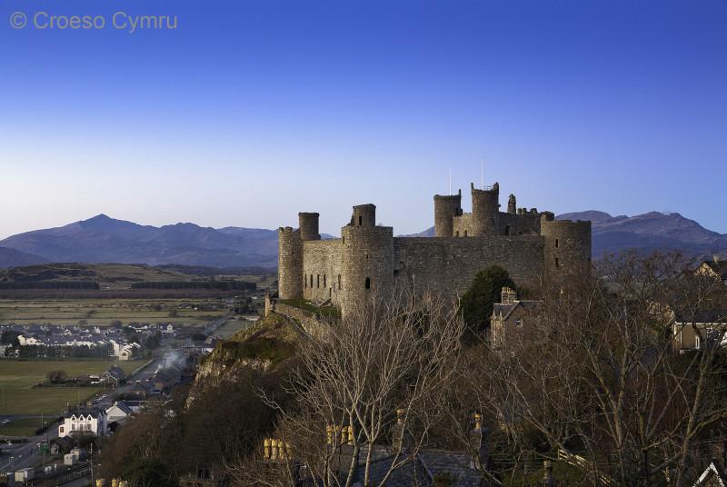 Harlech Castle World Heritage Site
