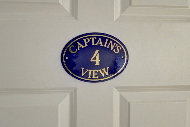 Welcome to Captains View!